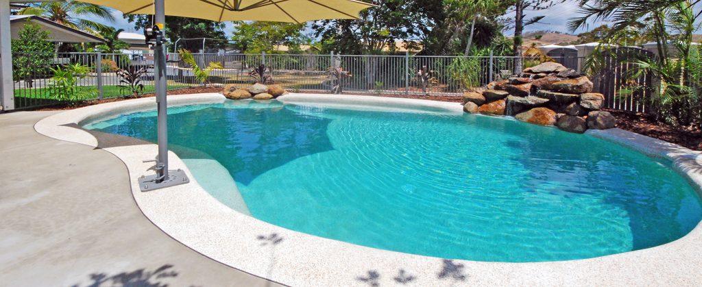 SkyPebble Pool