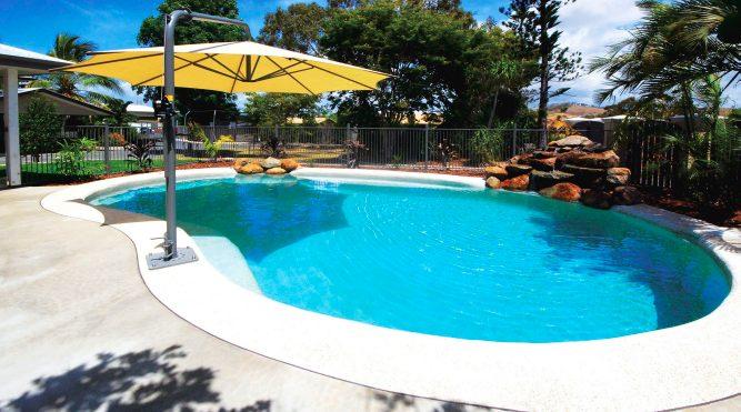 Freeform Pool (Concrete Pools)